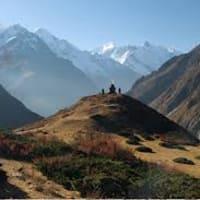 Trekking on Hills of Nawalparasi