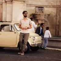 Rome Vintage Tour with a Classic Fiat 500