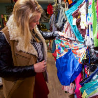 Private Vintage Shopping Tour