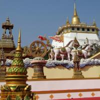 Unique Temple Tour : Wat Saket, Wat Arun & Wat Po