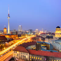 Blue Hour Berlin - A Twilight Photo Tour
