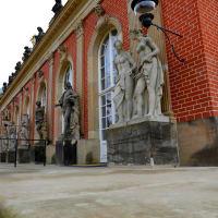 A car tour of Potsdam