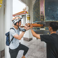 Bike and Snacks through Hidden Bangkok