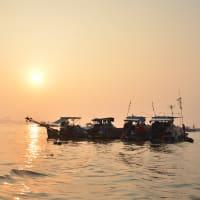 Long Xuyen 's floating market Tour