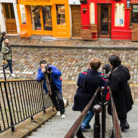 A tour in Montmartre with a personal photographer