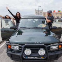 Jeep Tour to Lisbon and Belem
