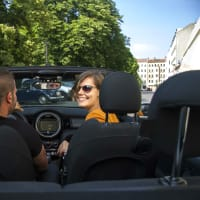 Berlin City Tour with Convertible Car