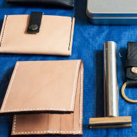 Personalise Leather Key Chain Workshop in the Netherlands