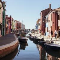 Island Hopping to Mazzorbo, Burano, & Murano