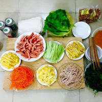 Spring Roll Cooking Class