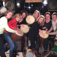 Make music: Join a percussion workshop!