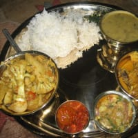 Discover the delicious Bhat Nepali Food