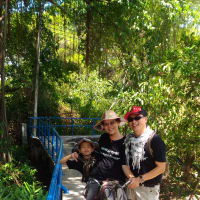 Home stay in the jungle of Bangkok