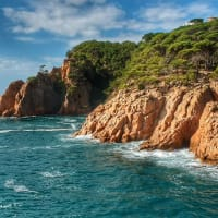 Kayaking & Cliff Jumping  Costa Brava