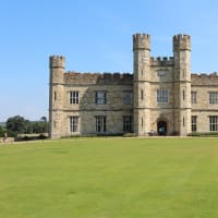 Leeds Castle Christmas Private Experience