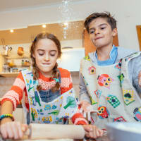 Let's Make Pizza! Family Friendly Cooking Class