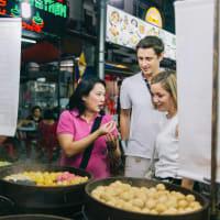 Local Night Market & Mamak
