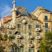 Meet Gaudi and the modernist through their architecture
