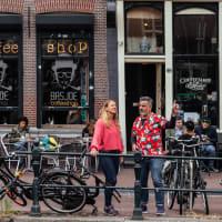 Hi Amsterdam! Coffeeshops & Red Lights Tour