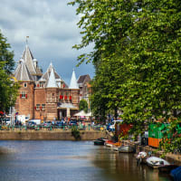 Amsterdam's Golden Age Architectural Gems Tour