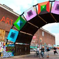 Dutch Street Art by Bike Tour with a Local