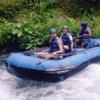 Telaga Waja White Water Rafting