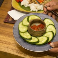 Javanese home style dinner experience