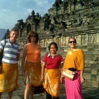 Borobudur and Prambanan One Day Tour