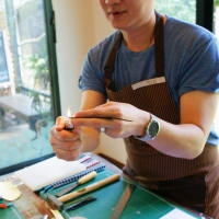 Leather Workshop: Intermediate  (1 day)