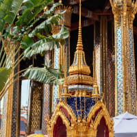 Grand Palace and Wat Pho temple