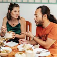 Authentic Thai Home Dinner