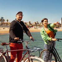 Beach & Poble Nou Bike Tour