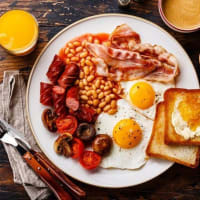 Tasty Local British Breakfast & Storytelling Tour