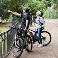Electric Mountain Bike Tour for Two