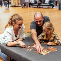 Family Fun Treasure Hunt in the Rijksmuseum