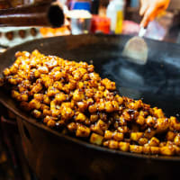 Hidden Gems & Street Food at Night with a Local