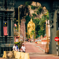 Culture, Food Experience  & Batu Caves Tour & Petronas Twin Towers Ground Visit.