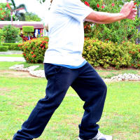 Learn basic Tai-Chi exercises