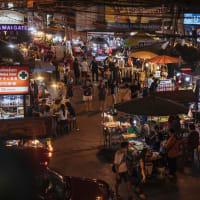 Evening Chiang Mai Street Food  Tour