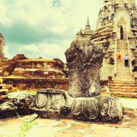 Magical Ayutthaya Cycling Tour