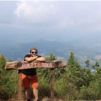 Fun & Challenging Hike up Bukit Raka