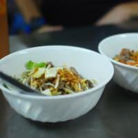 Hanoi walking food tour