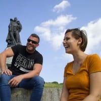 Berlin's Secret Districts & Berlin Wall Bike Tour
