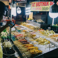 Local Night Market & Mamak