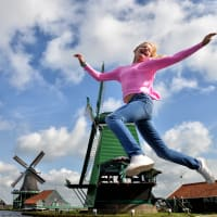 Zaanse Schans Windmills & Photography Tour