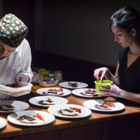 7 Course Fusion Ecologic Dinner