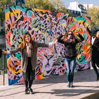 Paris the Artist's Way: writers, painters & contemporary artists