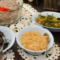 Sri lankan Dinner with English Teacher