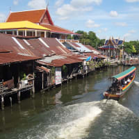 Tour Around the Klong - Long-tail boat & Tuk Tuk