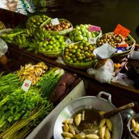 Floating Market Food Tour